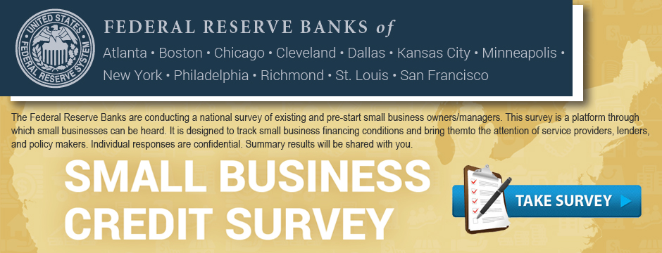 Federal Reserve Survey Dallas Texas SBDC