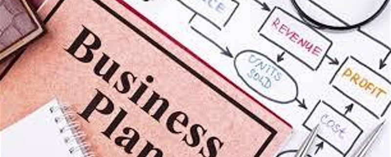 Business Plan Document and Planning Image